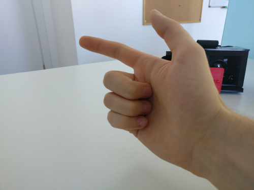 LeapMotion Tutorial - Tracking your hands with VRidge